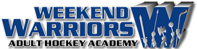 Weekend Warriors Hockey Logo