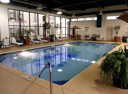Doubletree Buffalo Pool