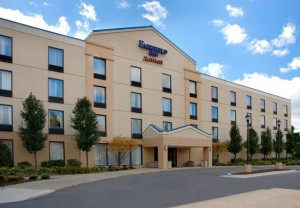 Hotel - Ann Arbor - Fairfield Inn - Front