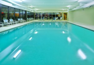 Hotel - Ann Arbor - Fairfield Inn - Pool