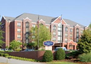 Hampton Inn - Atlanta-Alpharetta - Front