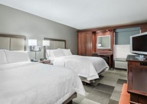 Hampton Inn Boston Stoughton - Room