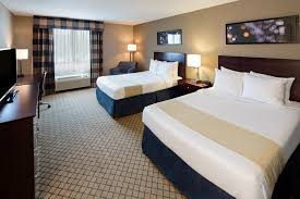 Doubletree_Laurel-Rooms
