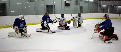 Goalies Weekend Warriors Hockey